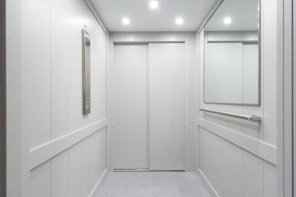 Lift Interior