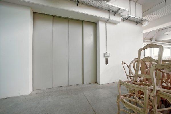 Goods Lift doors